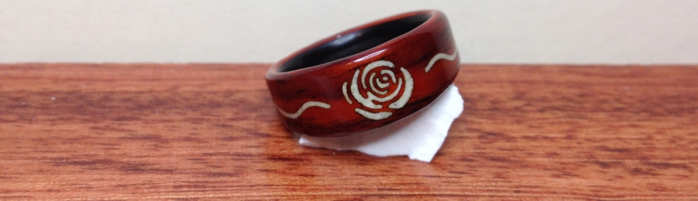 Carved Rings For The Love Of Wood Rings